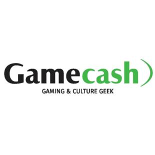 GAME CASH - LOGO- EXPOSANTS - PERIGEEKASIA -