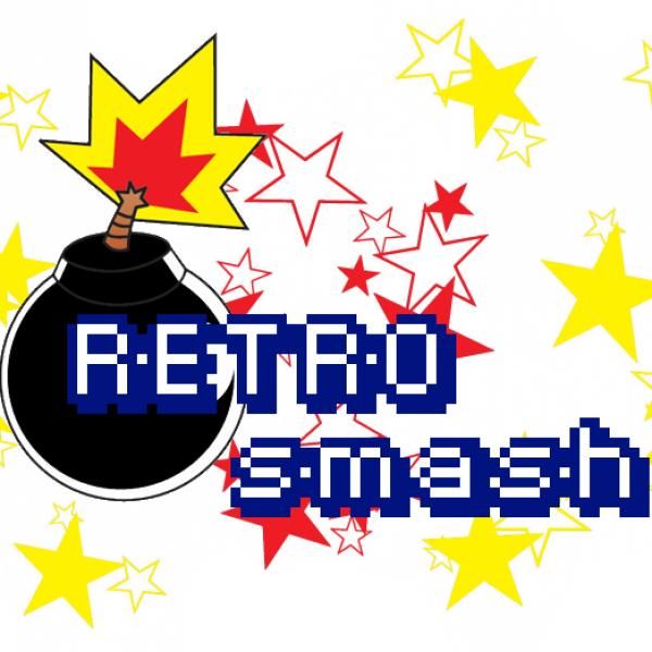retro smash - EXPOSANTS - PERIGEEK ASIA - DORDOGNE